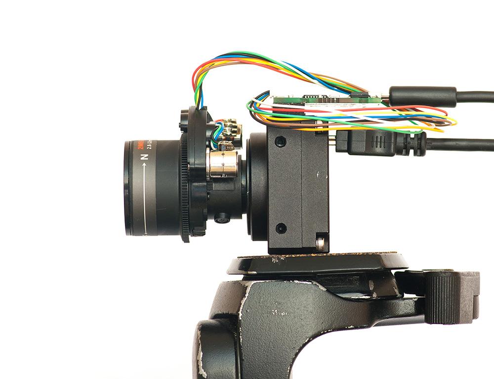 Any Cs Mount Camera Deserves Autofocus